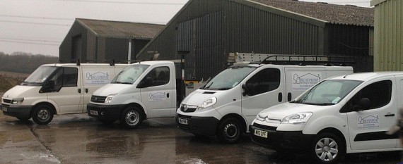 Blueprint covers all aspects of building maintenance blueprint service vehicles malvernweather Images